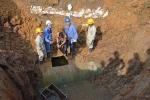 Đường ống nước Sông Đà gặp sự cố lần thứ 16