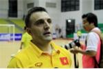 HLV Bruno Garcia bất ngờ chia tay tuyển Futsal Việt Nam