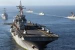 Nhóm tàu sân bay Mỹ 'mất tích' trên đường đến bán đảo Triều Tiên