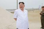 Kim Jong-un tự tin khoe 'nắm nước Mỹ trong lòng bàn tay'