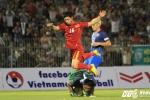 Trực tiếp Việt Nam vs Avispa Fukuoka