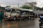 Tai nạn giao thông khiến 6 người chết ở Nghệ An: Khởi tố 2 tài xế xe tải