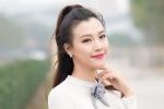 Hoàng Oanh xinh đẹp khi làm MC 'Vietnam Idol Kids 2017'