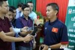 HLV U19 Việt Nam đặt mục tiêu vô địch U19 Đông Nam Á