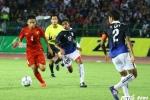 Trực tiếp U16 Việt Nam vs U16 Campuchia