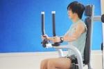 Tuấn Anh chạy đua với thời gian trong phòng gym