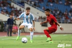 Hinh anh Link xem truc tiep U22 Viet Nam vs U20 Argentina 5