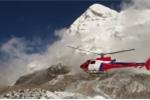 Rơi trực thăng tại Nepal, ít nhất 6 người lớn và 1 trẻ sơ sinh thiệt mạng
