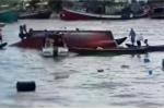 Tàu tham gia lễ hội lật chìm ở biển Gành Hào - Bạc Liêu: Nạn nhân kể phút giây sinh tử