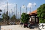 Đình chỉ xây dựng biệt thự của tổng giám đốc ở Sóc Trăng