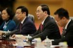 Chủ tịch nước dự Tọa đàm hợp tác kinh tế, thương mại Việt – Trung