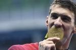 Chưa tính Olympic Rio 2016, Michael Phelps đã giàu gấp nhiều lần ứng viên Tổng thống Mỹ