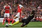 Video Arsenal vs Man City: Arsenal hòa Man City sau màn rượt đuổi hấp dẫn