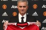 Chính thức: Mourinho làm HLV trưởng Man Utd