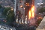 Mắc kẹt trong 'biển lửa' ở London, mẹ tuyệt vọng gửi lời vĩnh biệt con