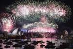 Những màn pháo hoa rực rỡ đón năm mới 2017 trên khắp thế giới