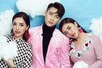 Bích Phương ngồi ghế nóng 'Vietnam idol kids 2017' cùng Isaac, Văn Mai Hương
