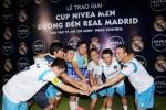 Đội bóng gốc Huế quyết tranh vé đến Real Madrid