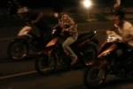 Cảnh sát cơ động Hà Nội ghi hình thanh niên đua xe trái phép