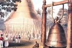 Bí ẩn quả chuông đồng nạm ngọc 300 tấn - lớn nhất thế giới