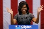 Người Mỹ kêu gọi bà Michelle Obama tranh cử tổng thống năm 2020
