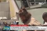 Ngư dân sống sót kỳ diệu sau 58 ngày trôi dạt trên biển
