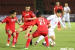 Đội tuyển Việt Nam thua khi đang chơi thiếu người