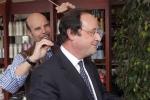 Thợ cắt tóc cho Tổng thống Pháp được trả lương 'khủng', gần bằng lương Bộ trưởng