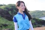 Chi Pu 'cháy hết mình' cùng hàng trăm sinh viên tại đảo Phú Quý
