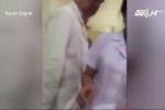 Bệnh viện K đình chỉ công tác cán bộ nhận phong bì trong clip
