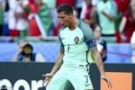 Ronaldo đánh đầu gỡ hòa cứu Bồ Đào Nha