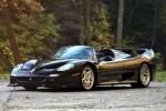 Siêu xe Ferrari F50 màu đen giá 79,6 tỷ đồng đẹp mê hoặc