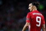 Zlatan Ibrahimovic bị MU đưa vào danh sách thanh lý?