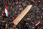 Video,ảnh: 100.000 người Ai Cập biểu tình