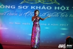 Hinh anh Nu sinh truong Canh sat bieu dien vo Binh Dinh tren san khau tai nang 20
