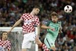 Trực tiếp vòng 1/8 Euro 2016: Croatia vs Bồ Đào Nha