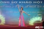 Hinh anh Nu sinh truong Canh sat bieu dien vo Binh Dinh tren san khau tai nang 13