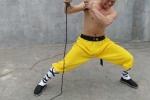 Cao tăng Thiếu Lâm với tuyệt chiêu khoan không thủng đầu
