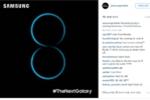 Samsung tung hình ảnh bí ẩn trước ngày Cá tháng Tư