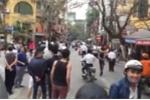 Cảnh sát nổ súng giải tán đám đông ở Hà Nội: Người phụ nữ bị đánh nói gì?