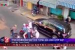 Clip: Tóm gọn băng cướp dàn cảnh đụng xe cướp tài sản ở Sài Gòn