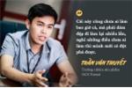 Chàng kỹ sư 9X với dự án đặc biệt thương hiệu Việt khiến cả thế giới nể phục