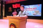 Hinh anh Thanh tich dac biet cua Doan thanh nien Hoc vien An ninh trong Thang Thanh nien 4