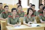 Phân công công tác học viên tốt nghiệp các trường CAND: Thông tin mới nhất