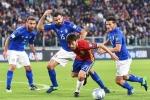 Kết quả vòng loại World Cup 2018 khu vực châu Âu: Italia, Tây Ban Nha bất phân thắng bại
