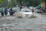 Dự báo thời tiết hôm nay 20/6: Hà Nội tiếp tục mưa to