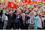 Triều Tiên huy động 10 vạn người ăn mừng phóng tên lửa thành công