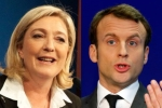 Macron và Le Pen vào vòng 2 bầu cử tổng thống Pháp