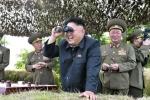 Lãnh đạo Triều Tiên ca ngợi vụ phóng tên lửa từ tàu ngầm