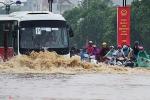 Dự báo thời tiết hôm nay 23/8: Bão số 6 gây mưa to, Hà Nội nguy cơ ngập úng
